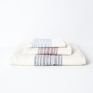 Flax Line Organic Cotton Towels