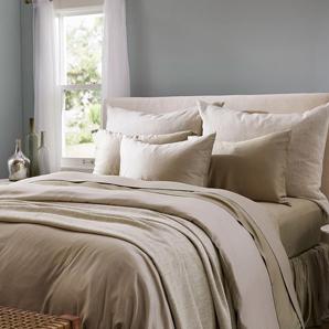 Legna Balfour Bed - Flax