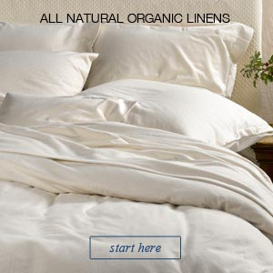 all natural and organic luxury linens