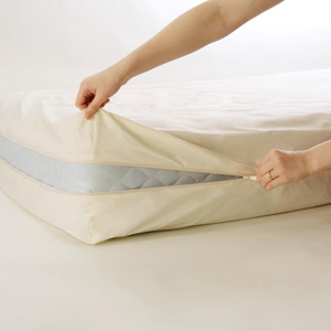 Organic Cotton Allergy Mattress Encasements