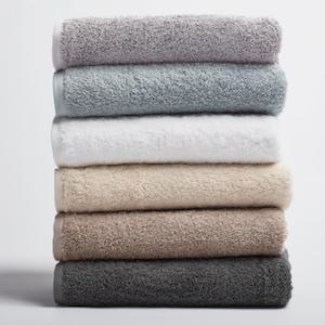 Coyuchi Cloud Loom Organic Towels