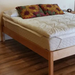 Columbia Bed By Pacific Rim