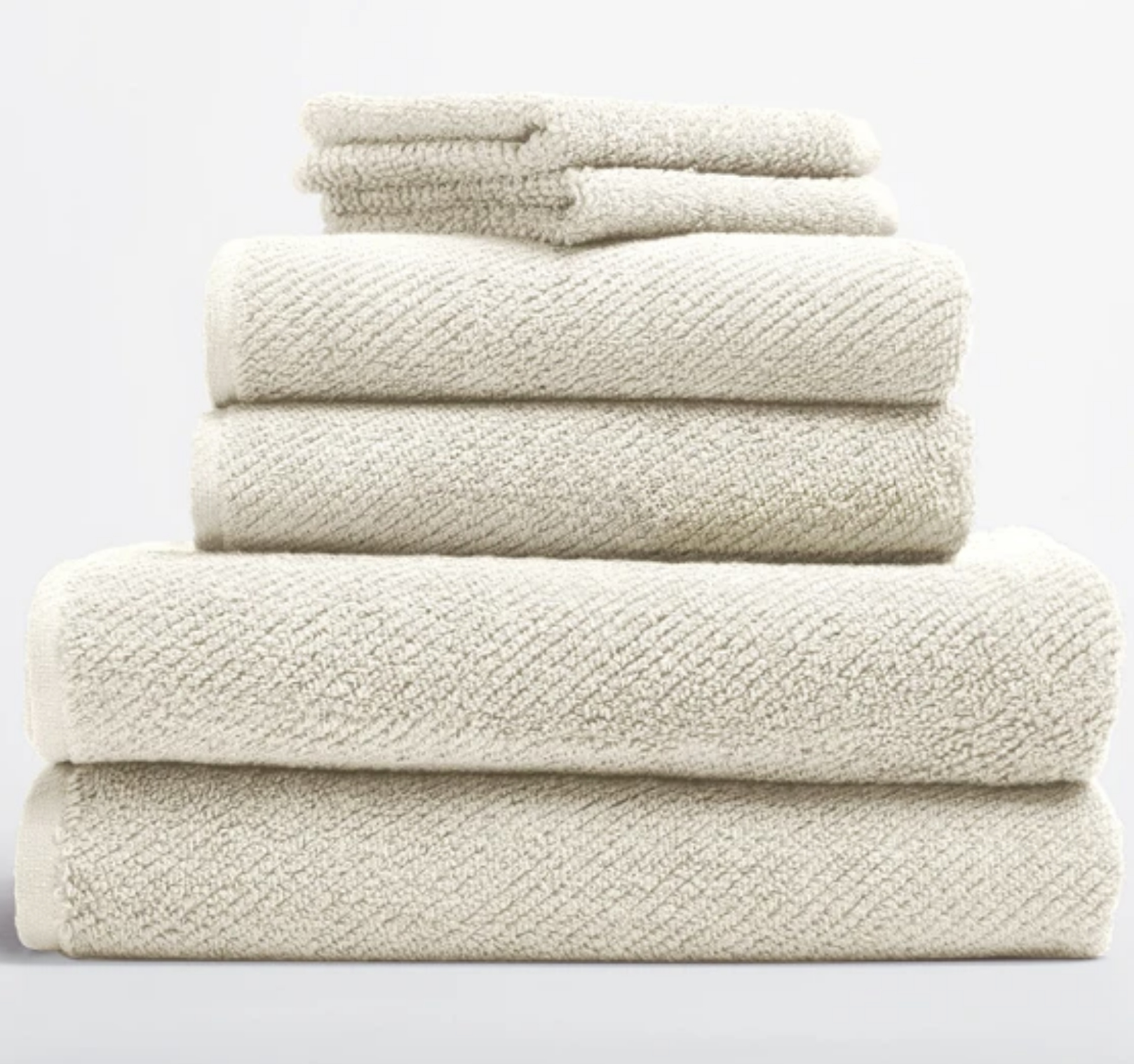 Coyuchi Air Weight Organic Cotton Towels