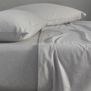 Coyuchi Organic Cotton Brushed Flannel