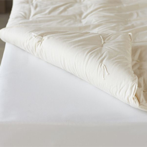 Delux Wool Mattress Pads & Toppers