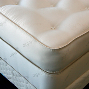 Dream Organic Cotton & Pure Wool Crib Mattress