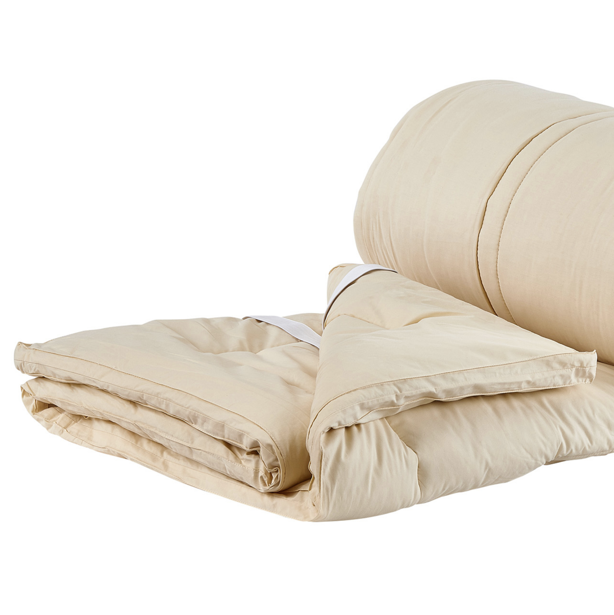 Natural washable Shropshire wool mattress comforter by Sleep /& Beyond full//Queen