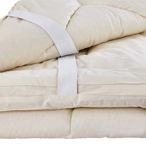 Sleep & Beyond MyTopper Washable Wool Mattress Toppers