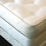 Natural material mattresses