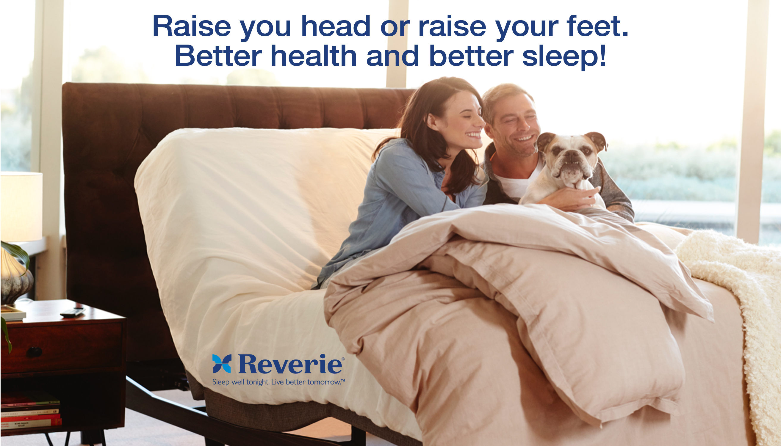 reverie adjustable bed bases