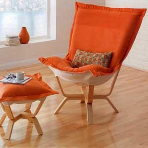 Puff Milan Chair