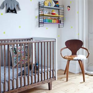 Oeuf Rhea Cribs