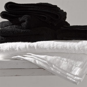 riviera towels stack