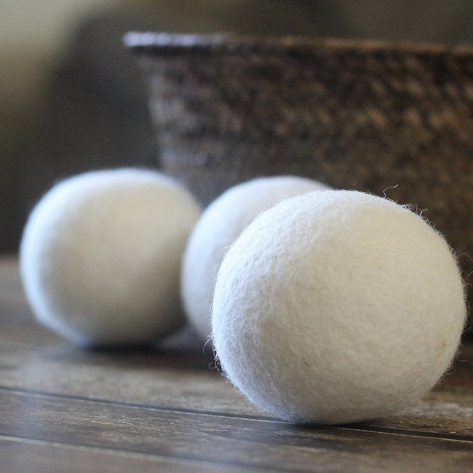 Smart Wool Dryer Balls