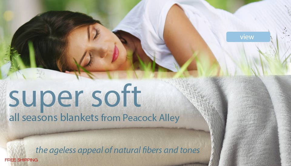 soft blankets
