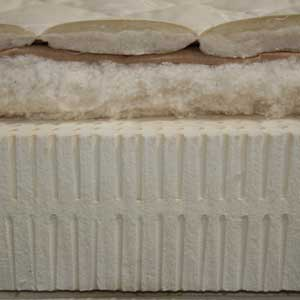 Harmony Organic Latex Crib Mattress